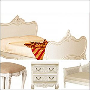 Louis Xv in French Ivory