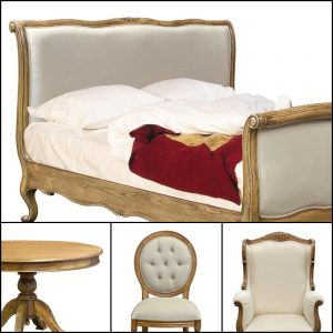 Louis Xv in French Oak